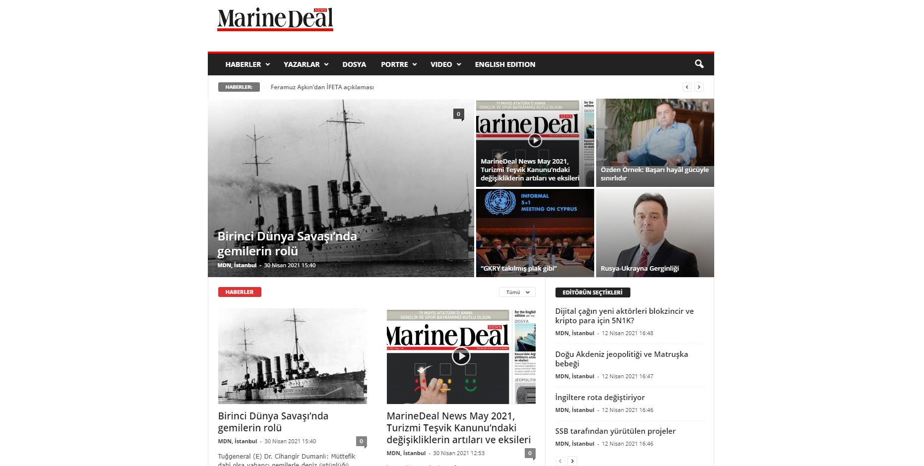 MarineDeal News