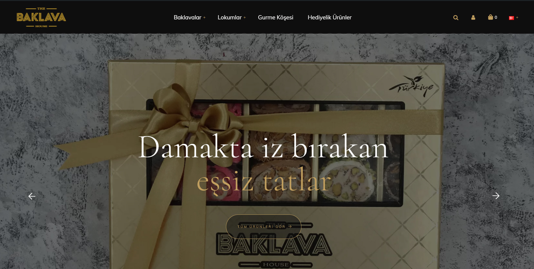 The Baklava House